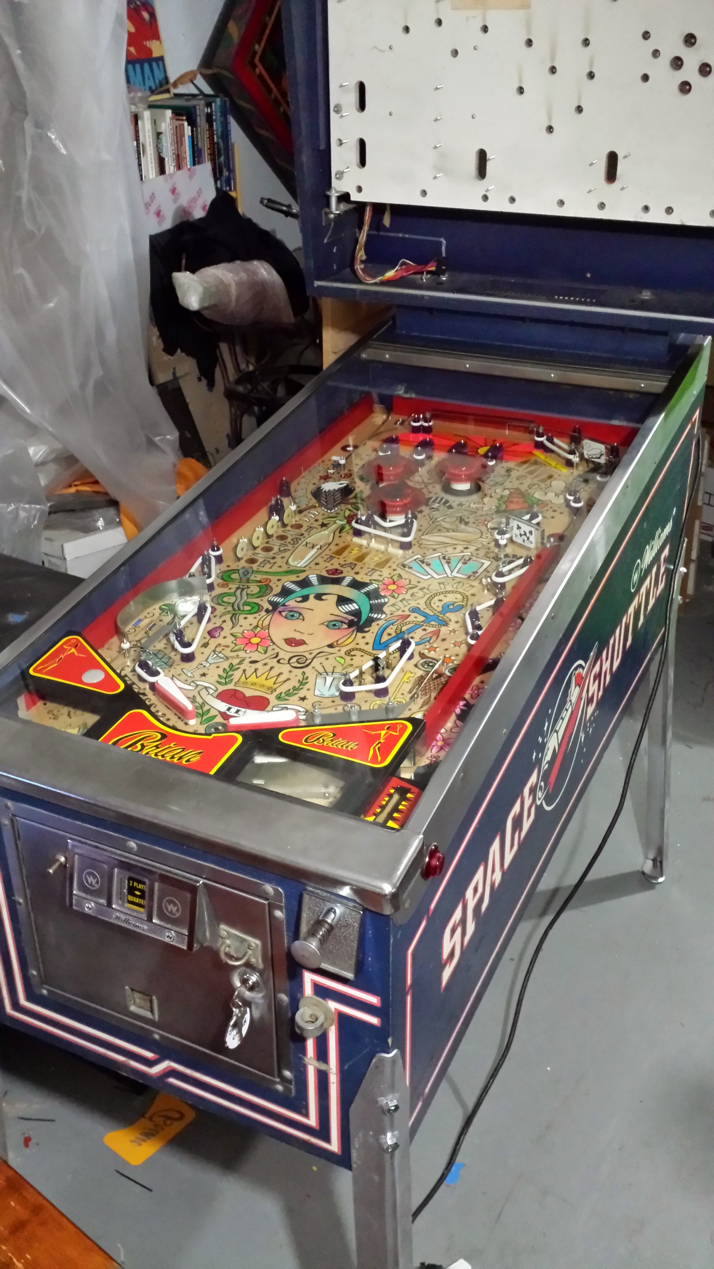 Pinball Playfield